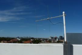 DUAL BAND YAGI ANTENNA 2m 70cm VHF UHF RADIO , $ 147.50