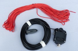 HF End Fed Antenna 5 Bands 3-30 MHz, $ 78.50