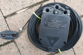 HF End Fed Antenna 7 Bands 3-30 MHz, $ 114.50