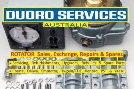 Rotator :- SALES, SERVICE, REPAIRS & SPARES
