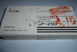 Icom BP-210 batter pack