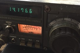 Wanted TS120v pa unit or parts radio please