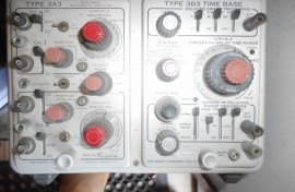 For sale Tektronix 564 time bases or whole unit.