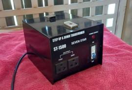 1,500 watt Step Up/Step Down Transformer