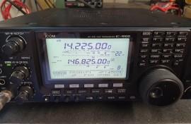 Icom IC-9100 Optioned